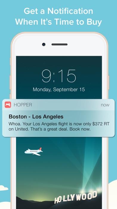download Hopper - Watch & Book Flights apps 3