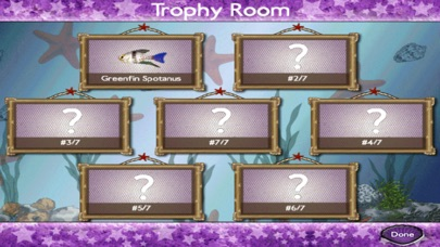 Screenshots of Fish Tycoon for iPhone