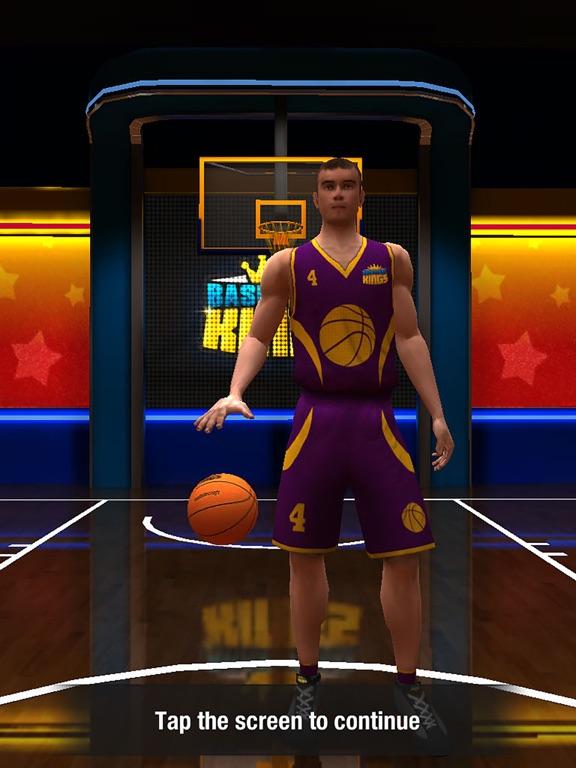 Скачать Basketball Kings