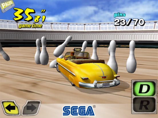 Screenshot #4 for Crazy Taxi Classic