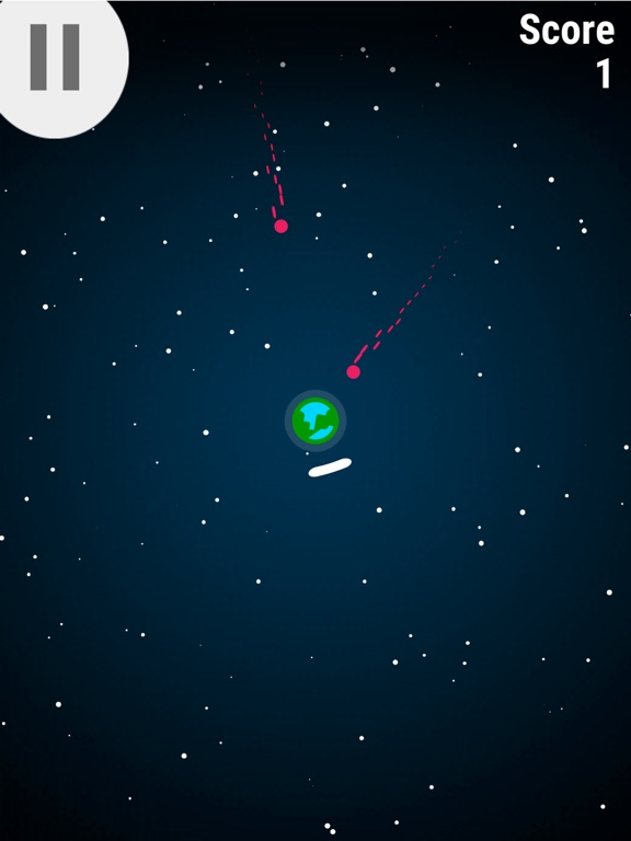Planet Space Shield screenshot 5