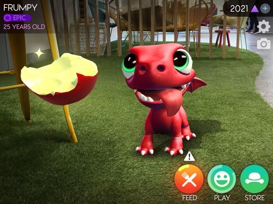 Игра AR Dragon