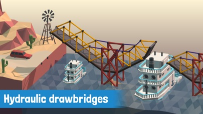 Screenshot for Poly Bridge in United States App Store