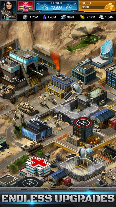 Mobile Strike screenshot 3