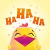 Pop Chicken Stickers