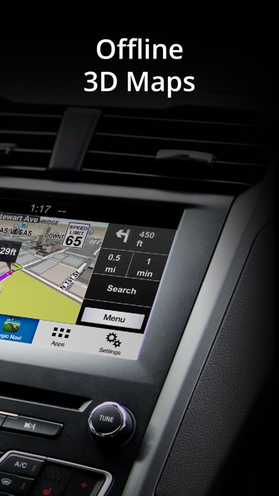download Car Navigation: Maps & Traffic apps 2