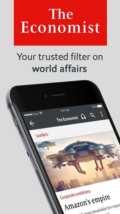 The Economist: News & Cultureスクリーンショット