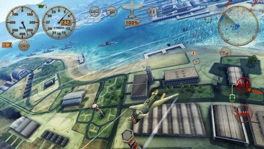 Sky Gamblers: Storm Raiders Screenshot