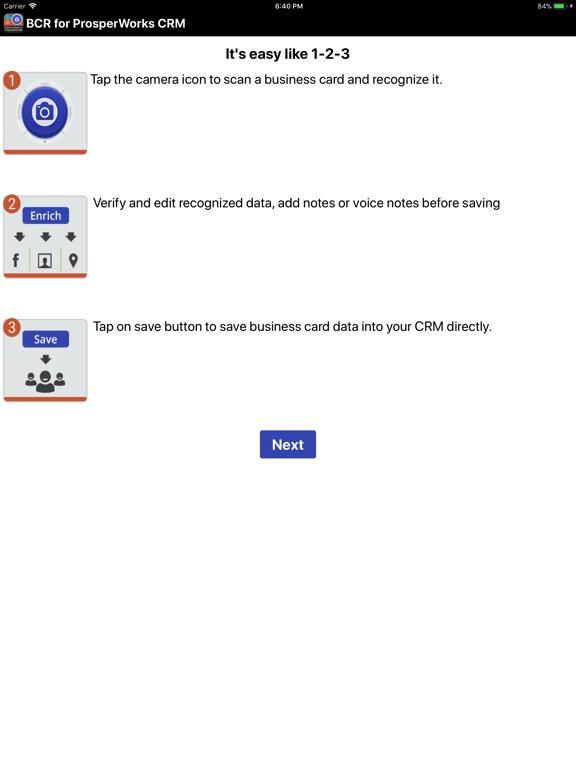 Biz card reader 4 prosperworks by ruslan savchyshyn screenshots ipad screenshots ipad screenshots ipad screenshots ipad screenshots ipad reheart Choice Image