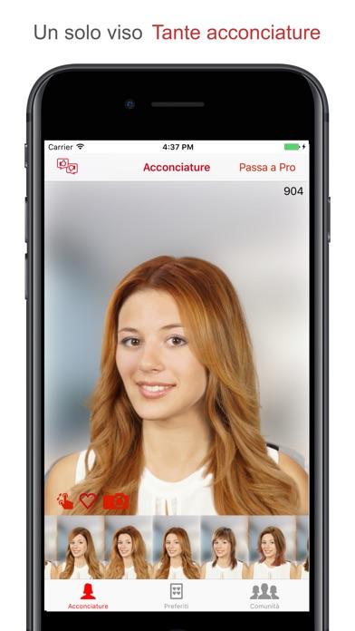 Screenshot of Hair Zapp4