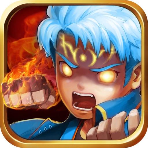疾风猎人-首创合体新玩法日系手游