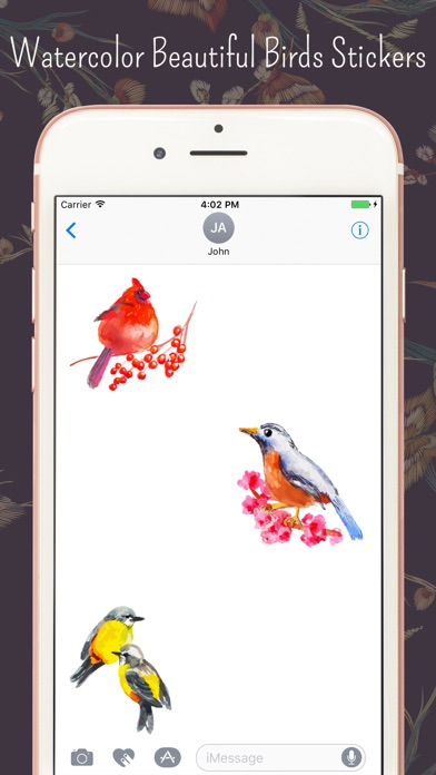 The Watercolor Birds screenshot 2