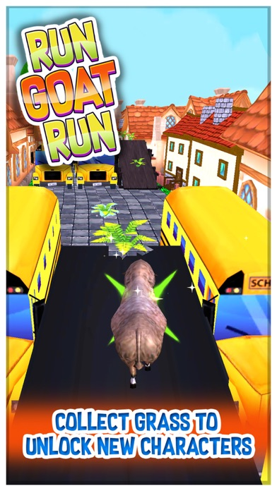 Run Goat Run screenshot 4