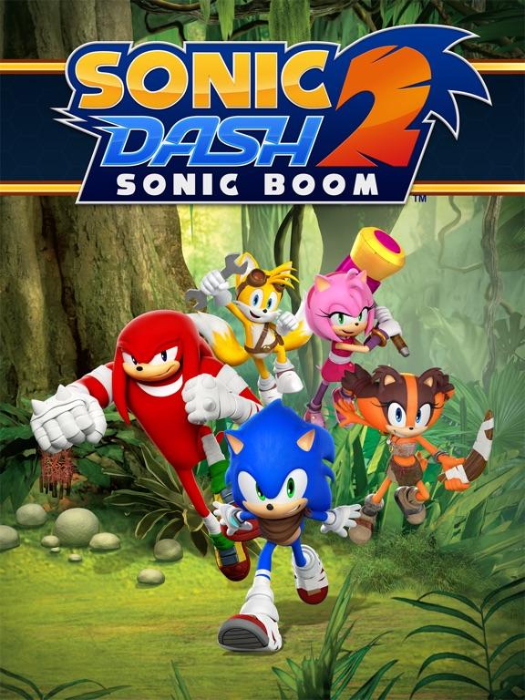 Screenshot #1 for Sonic Dash 2: Sonic Boom