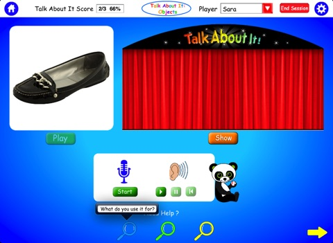 Talk About It: Objects Pro HD screenshot 3