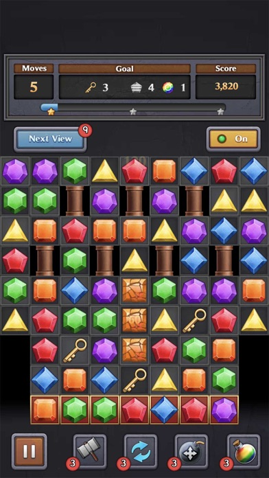 Jewelry Match Puzzle Скриншоты3