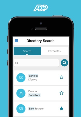 ADP Mobile Solutions screenshot 4