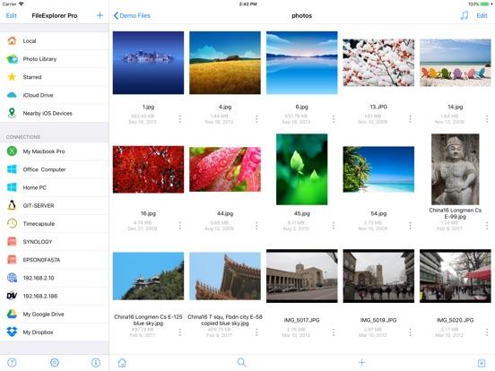 FileExplorer Pro: File Manager Screenshots