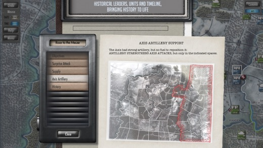 Battle of the Bulge Screenshots