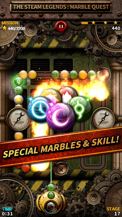 Steam Legend Marble Quest By Springcomes Co Ltd