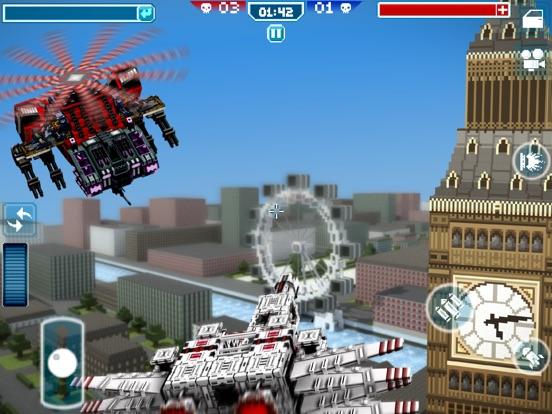 Скачать Blocky Cars Online — 3D шутер