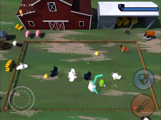 Screenshot 1 Chicken Slaughter