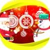 Christmas Mandalas to Paint