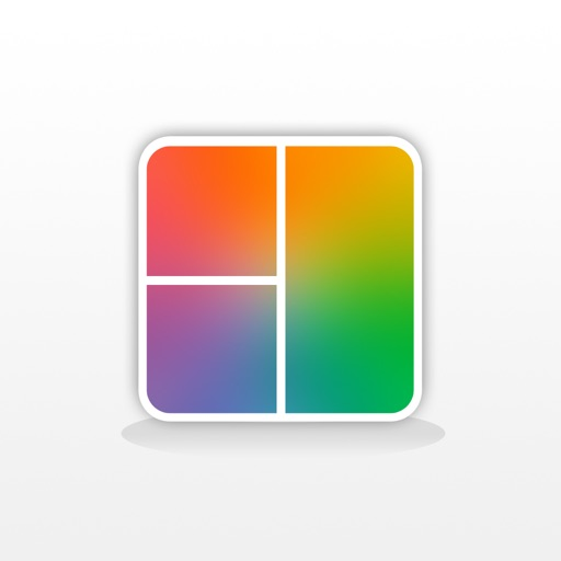 withFrame - Photo collage editor