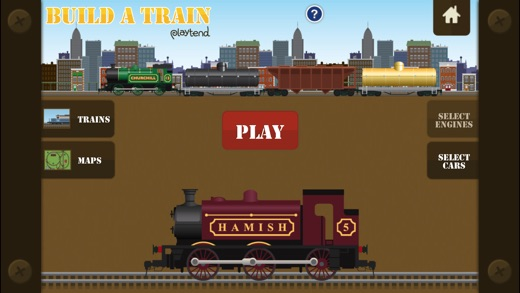 Build A Train IPA Cracked For IOS Free Download