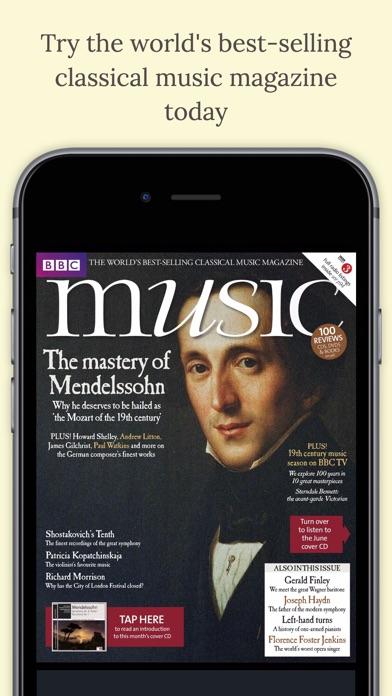 Bbc Music Magazine review screenshots