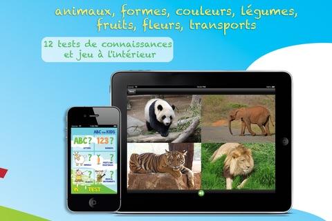 ABC pour les Enfants -Français screenshot 3