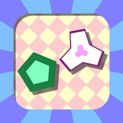 Shuffle Polygon Lite for Mac