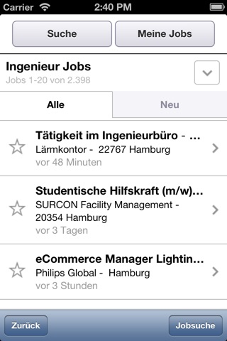 Indeed Job Search screenshot 2