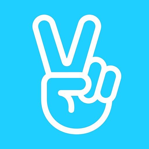 V LIVE - リアルタイム放送App