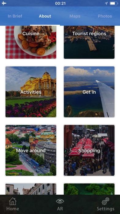 Croatie Guide de VoyageCapture d'écran de 2