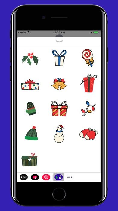 Рождественские предметы - НГСкриншоты 2