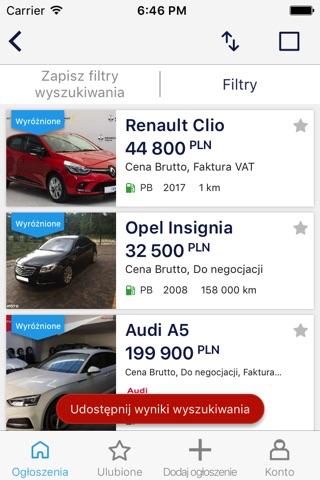 OTOMOTO.pl screenshot 4
