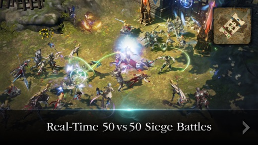 Lineage 2: Revolution Screenshots