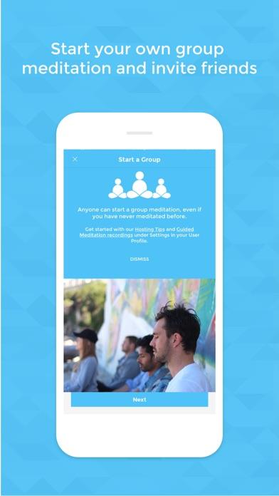 download Medimates: Social Meditation appstore review