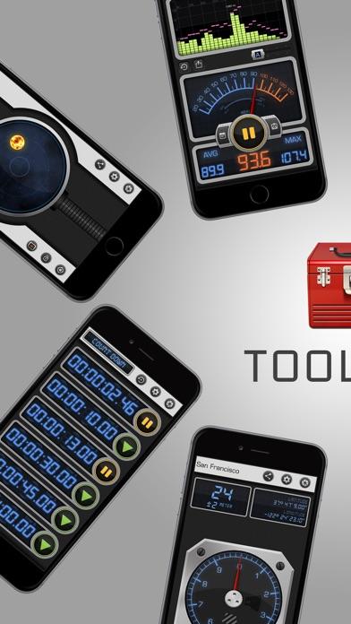 Toolbox PRO: オールイン 1 ... screenshot1