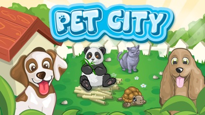 Screenshots of Pet City for iPhone