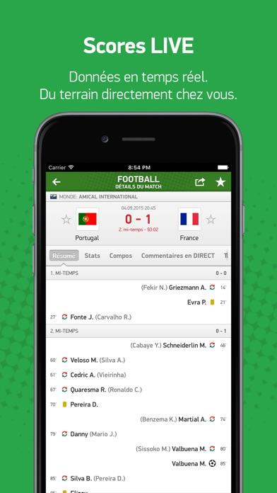 download Flash Résultats apps 1