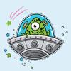 download Aliens Stickers!