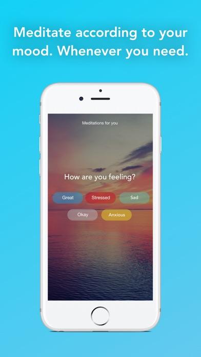 Aura: Mindfulness & Meditation screenshot 3