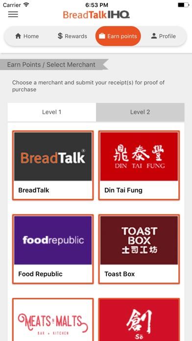 breadtalk organisation