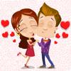 Pankaj Yadav - Love Couple Animated Stickers  artwork