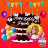 Name and Photo on Birthday Cakes