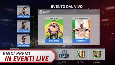 Screenshot of EA SPORTS™ UFC®3