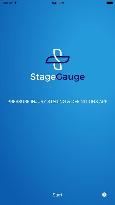 Stage Gauge Online screenshot 2