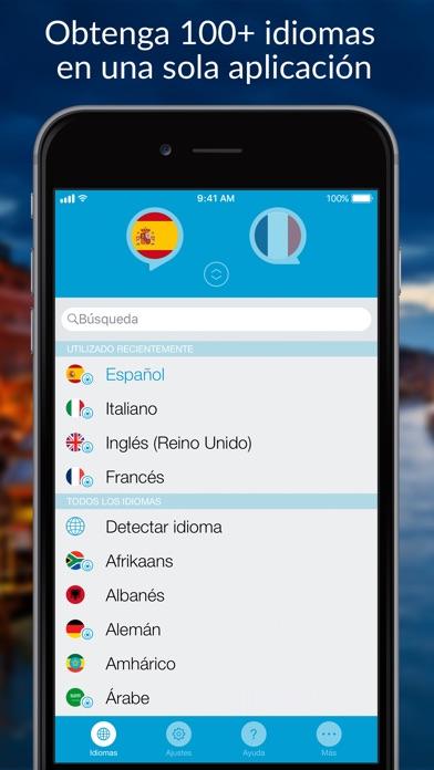 download Hablar y Traducir - Traductor apps 3